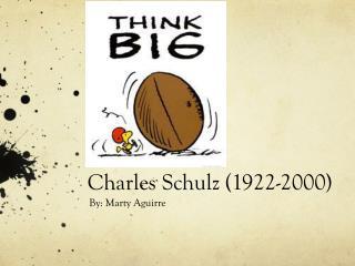 Charles Schulz (1922-2000)