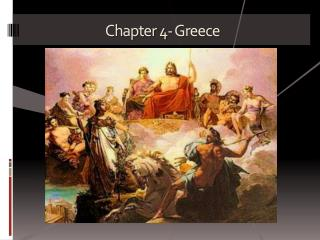 Chapter 4 - Greece