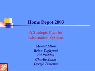 Home Depot 2003