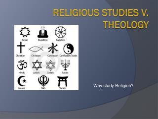 Religious Studies v. Theology