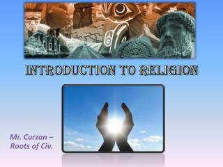 Introduction To Religion