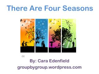 There Are Four Seasons