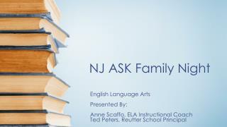 NJ ASK Family Night
