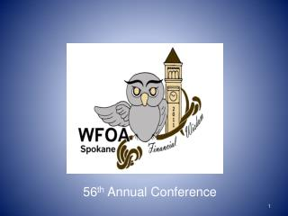 56 th  Annual Conference