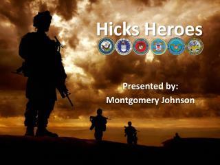 Hicks Heroes