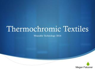 Thermochromic Textiles