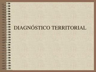 DIAGN�STICO TERRITORIAL