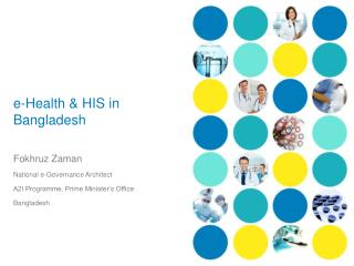e-Health & HIS in Bangladesh
