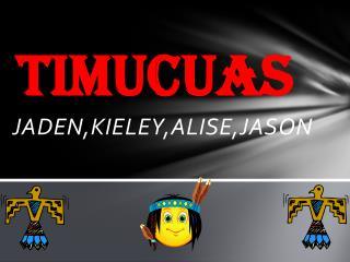 Timucuas