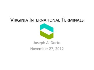 Virginia International Terminals