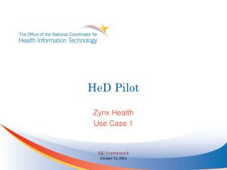 HeD Pilot