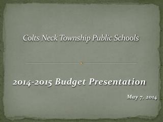 Colts Neck Township Public Schools