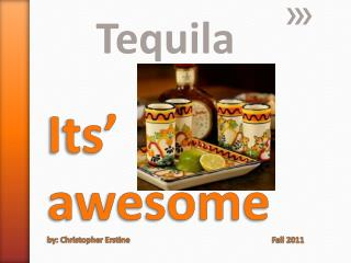 Its' awesome by: Christopher Erstine       Fall 2011