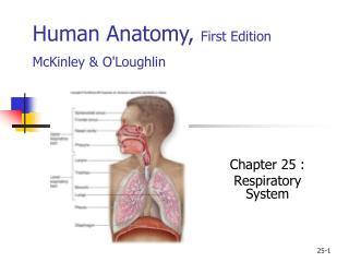 Human anatomy by mckinley