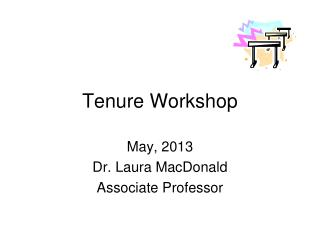 Tenure Workshop