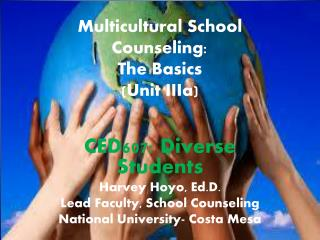 Multicultural School Counseling: The Basics (Unit IIIa)