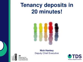 Nick Hankey Deputy Chief Executive