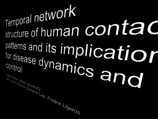 Network theory 101