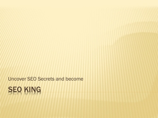 SEO Secrets Uncovered