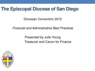 The Episcopal Diocese of San Diego