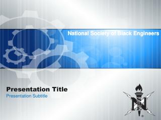Presentation Title Presentation Subtitle