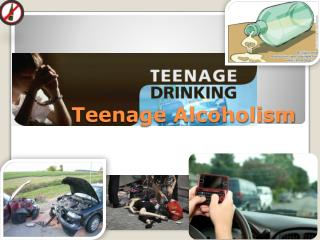 Teenage Alcoholism