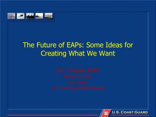 The Future of EAPs: Some Ideas for Creating What We Want