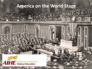 America on the World Stage