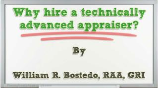 ppt 38315 Why hire a technically advanced appraiser