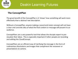 Deakin Learning Futures