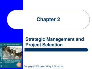 Strategic Management and Project Selection