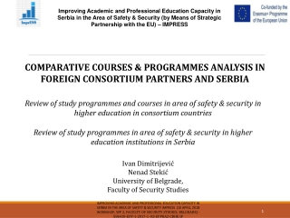 All Hazards Emergency An Interdisciplinary Module for Training Health Professions Students and Faculty Preparedness: Int
