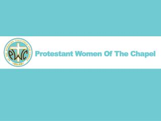 Protestant Women Of The Chapel