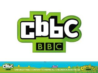 CBBC Animation