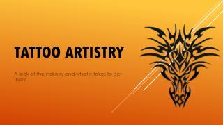 Tattoo Artistry