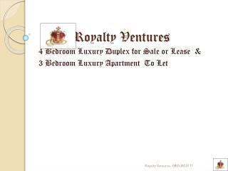 Royalty  Ventures