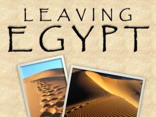 """ Leaving Egypt "" by:  Chuck  DeGroat"