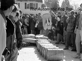 The Automatic Keg Tap