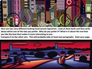tapestry comparison