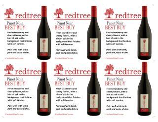 Redtree Pinot noir