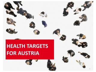 Health  Targets for  Austria