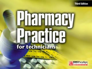 Pharmacy Law, Regulations, and Standards for Technicians