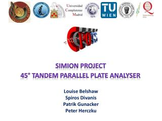 45° Tandem Parallel Plate Analyser