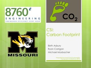 CSI: Carbon Footprint
