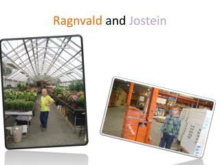 Ragnvald  and  Jostein