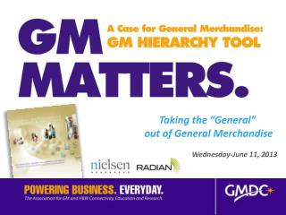 "Taking the ""General""  out of General Merchandise Wednesday-June 11, 2013"