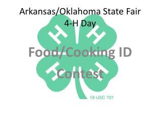 Arkansas/Oklahoma State Fair 4-H Day