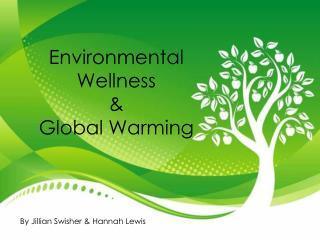 Environmental Wellness & Global Warming
