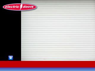 Bienvenido a Electric  Doors .