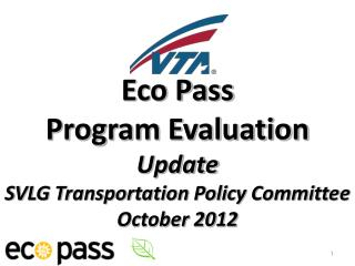 Eco Pass Discussion